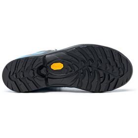 Asolo Falcon GV Zapatillas Mujer, gris/Turquesa